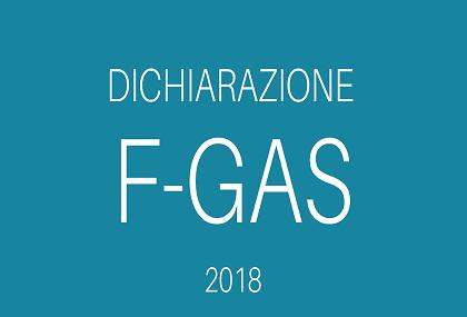 FGAS: attivato il portale per la comunicazione annuale 2018